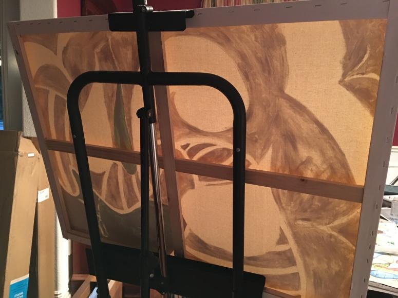 backward canvas