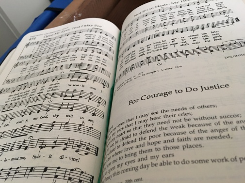 hymnal justice